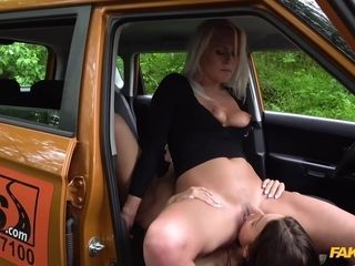 Sexy Brunette Pleases Lesbian Examinator With Her To - Kathy Anderson And Emily Bright