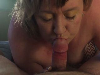 Even though she is fat she's got a small ass but she knows how to give oral sex