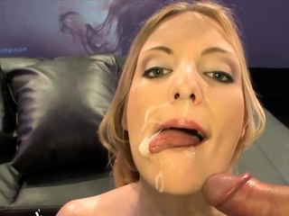 Cum hungry babes want their mouths filled - GGG