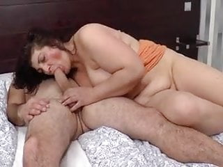 Elder bbw porked firm.