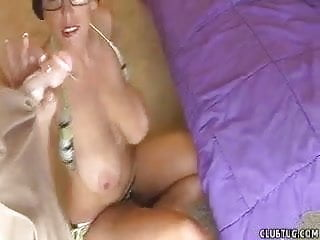 Naughty cougar Wants This dude To droplet geysers Of spunk