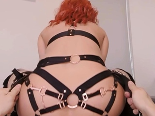 VR BANGERS Sex Story Of Sexy Black Widow