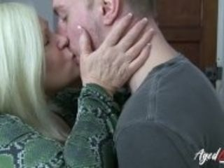 """""""AgedLovE Hardcore with Hot Mature Lacey Starr"""""""