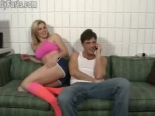 'Cory chase farting'
