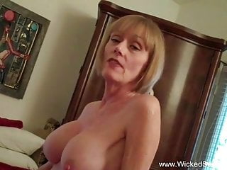 Unholy Step mother Plays At Home