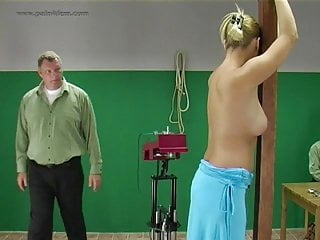 The Spanking Machine - Adriana