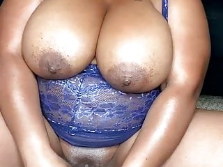 My bbw queen seduced me while filming.