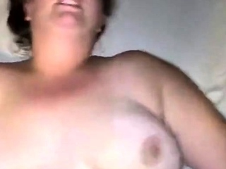 Fat girl fun with horny married girl