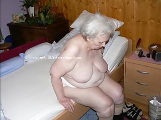 OmaGeiL Granny destine a chop up heaping up Slideshow
