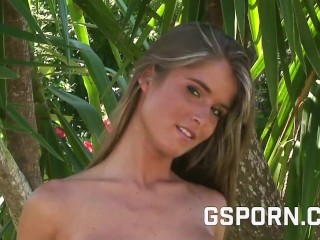 'Sexy Brunette Czech Big boobs Milf Is The ninfa Of The nature'