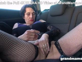 'Granny's Pussy fits Anything'