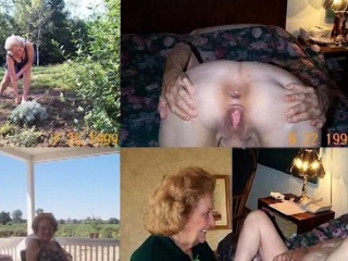 OmaFotzE dominate added to BBW Granny Pictures Compilation