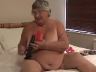 Fat grandma Libby from the uk 1.
