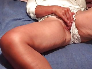 Characterless lacy undershorts