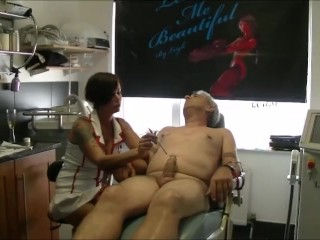 Nurse Leah Interrogation