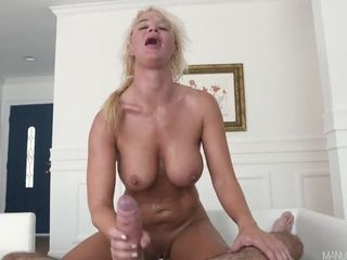 Buxom mommy London River hard porn video
