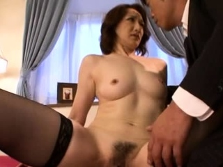 Hot-tempered japanese girl gets crazy fucked
