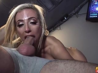 A Busty Blonde In Leather Boots Enjoys A Hardcore Ass-fucking - Ryan Ryder And Skyler Mckay