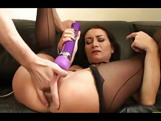 mature woman's extreme squirting
