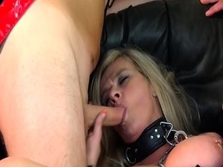 extreme pierced mom rough double anal fucked