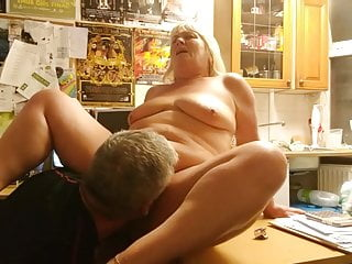 Soap powder a catch wife's pussy