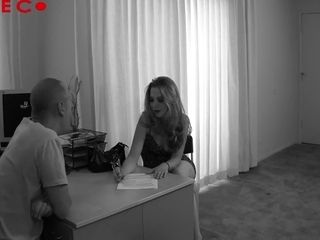 Blonde Maria Wants The Job And Has To Fuck First - Tera Dice