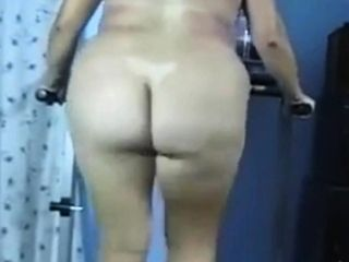 naked treadmill workout my Bbw Mom
