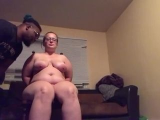 'PAWG Tied To A Chair And Fucked'