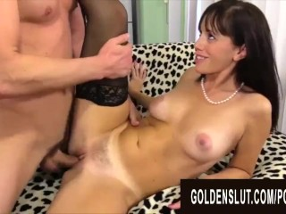 Golden Slut - Mature Mommies Getting Plowed Compilation Part 1