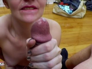 Swallow all the spunk compilation with hot matures