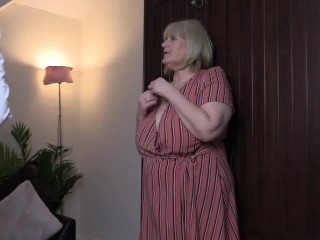 Nasty Stepmom gets arrested for selling her pussy but gets a nasty surprise.